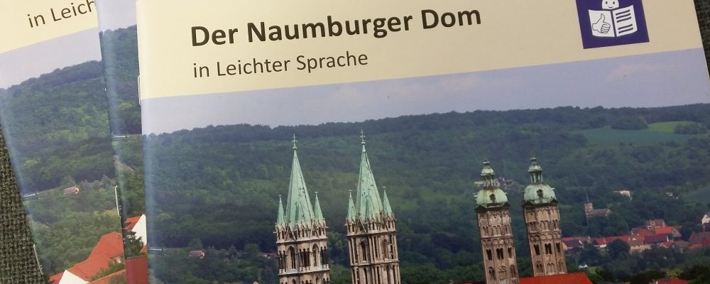 Der Naumburger Dom in Leichter Sprache